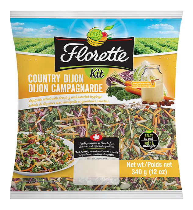 Country Dijon salad kit